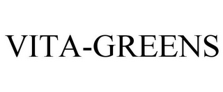 mark for VITA-GREENS, trademark #87807541