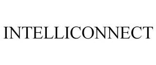 mark for INTELLICONNECT, trademark #87807953