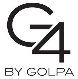 mark for G4 BY GOLPA, trademark #87807981