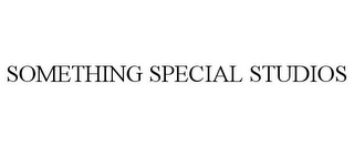 mark for SOMETHING SPECIAL STUDIOS, trademark #87808089