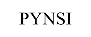 mark for PYNSI, trademark #87809123