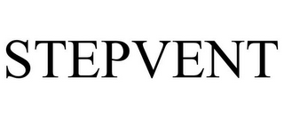 mark for STEPVENT, trademark #87810515
