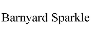 mark for BARNYARD SPARKLE, trademark #87811402