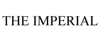 mark for THE IMPERIAL, trademark #87811850