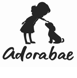 mark for ADORABAE, trademark #87813208