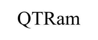 mark for QTRAM, trademark #87813905