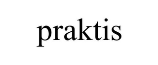 mark for PRAKTIS, trademark #87814228