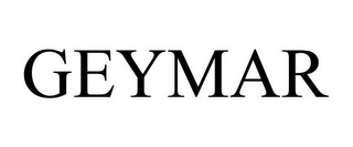 mark for GEYMAR, trademark #87814439