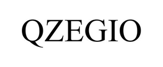 mark for QZEGIO, trademark #87814938