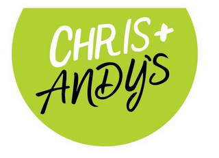 mark for CHRIS + ANDY'S, trademark #87815246