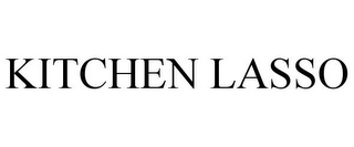mark for KITCHEN LASSO, trademark #87816150