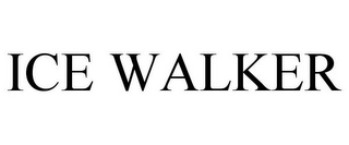 mark for ICE WALKER, trademark #87816590