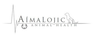 mark for AIMALOJIC ANIMAL HEALTH, trademark #87816870