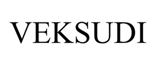 mark for VEKSUDI, trademark #87817468