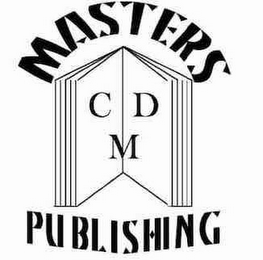 mark for MASTERS PUBLISHING C D M, trademark #87817543