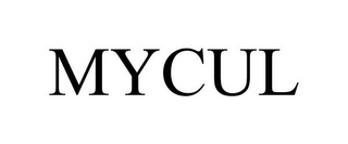mark for MYCUL, trademark #87818419