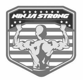 mark for NINJA STRONG, trademark #87818609
