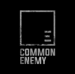 mark for COMMON ENEMY, trademark #87819228