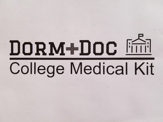 mark for COLLEGE MEDICAL KIT, trademark #87820493