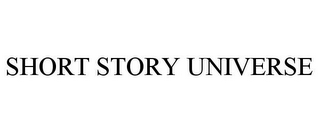 mark for SHORT STORY UNIVERSE, trademark #87822652