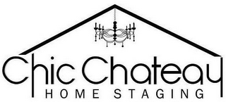 mark for CHIC CHATEAU HOME STAGING, trademark #87823423