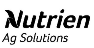 mark for NUTRIEN AG SOLUTIONS, trademark #87824474