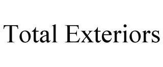 mark for TOTAL EXTERIORS, trademark #87824519