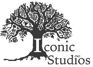 mark for ICONIC STUDIOS, trademark #87825760