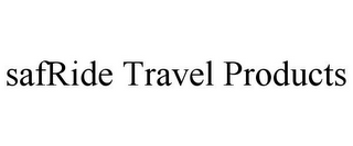 mark for SAFRIDE TRAVEL PRODUCTS, trademark #87828616