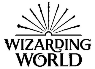 mark for WIZARDING WORLD, trademark #87829780