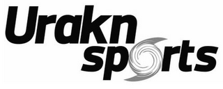 mark for URAKN SPORTS, trademark #87830249