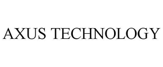 mark for AXUS TECHNOLOGY, trademark #87830822