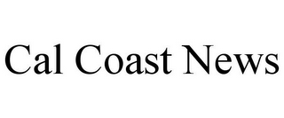 mark for CAL COAST NEWS, trademark #87833953