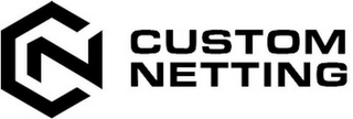 mark for CN CUSTOM NETTING, trademark #87836539