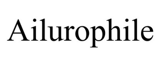 mark for AILUROPHILE, trademark #87836773