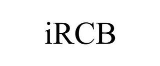 mark for IRCB, trademark #87837023