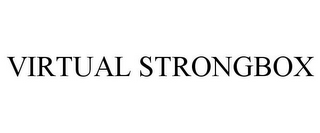 mark for VIRTUAL STRONGBOX, trademark #87837727