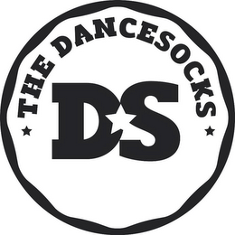 mark for THE DANCESOCKS DS, trademark #87837863
