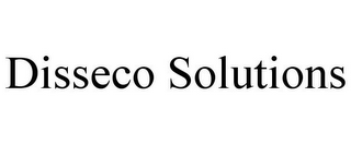 mark for DISSECO SOLUTIONS, trademark #87839664