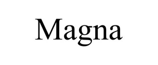 mark for MAGNA, trademark #87840556