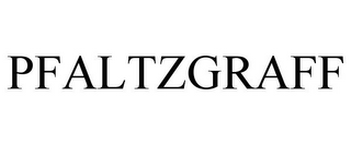 mark for PFALTZGRAFF, trademark #87841932