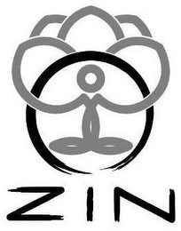 mark for ZIN, trademark #87841946