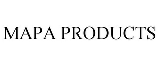 mark for MAPA PRODUCTS, trademark #87846736