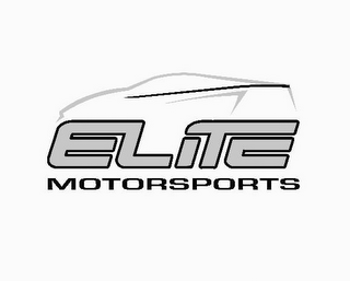 mark for ELITE MOTORSPORTS, trademark #87848176