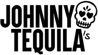 mark for JOHNNY TEQUILA'S, trademark #87848887