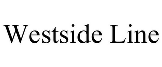 mark for WESTSIDE LINE, trademark #87849599