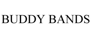mark for BUDDY BANDS, trademark #87849661