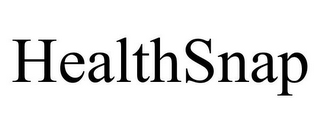 mark for HEALTHSNAP, trademark #87849726