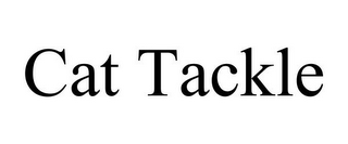 mark for CAT TACKLE, trademark #87849975