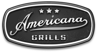 mark for AMERICANA GRILLS, trademark #87850346